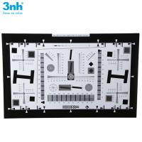 Quality 4X (80x142.2 cm) 3nh NE-10-400A 4000 lines iso 12233 standard camera test chart for SFR/MTF/TV line for sale