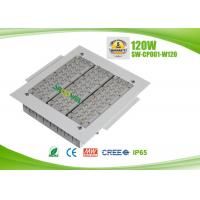 Quality 120 Watts high power CREE XTE gas station canopy lights led 110LM / W for sale