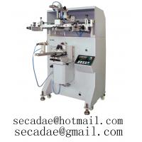 Quality pneumatic cylindrical screen printer for sale