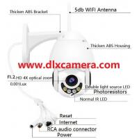 Buy 360degree auto-cruise mini 2.5inch day and night full color Wireless 128G SD two at wholesale prices