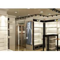 Buy Large Capacity Clothing Display Case Customized Size For Men Retail Shop at wholesale prices
