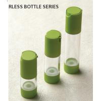Quality high quality 15ml 30ml 50ml cosmetics series airless bottle for sale