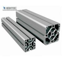 Quality Customized extruded aluminum channels 6063-T5 Anodizing ,  Powder Coating for sale