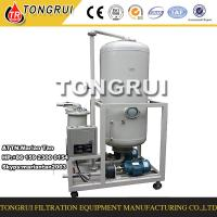 Quality Portable Used Hydraulic Oil Recycling and Regeneration Machine to change color to clean for sale