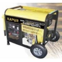 Quality Gasoline Welding Generator 180A (KGW6000CX) for sale