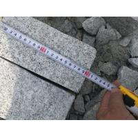 Buy cheap G603 Chinese Grey granite  polished Stone Tile for Flooring Paving, Tombstone from wholesalers