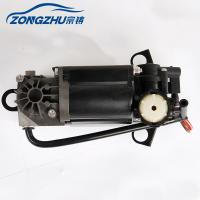 Quality High Volume Auto Air Compressor Repair Kit Aluminium Electric Front For Car for sale