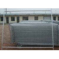 Quality Portable Security Temporary Construction Fence 5.0mm Dia For Swimming Pool for sale