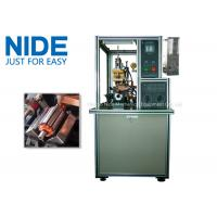 Quality Full automatic Armature commutator spot welding and fusing machine for motor rotor for sale