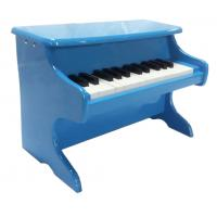 Buy Blue Baby Toy Wooden Piano , School Childrens Wooden Piano at wholesale prices