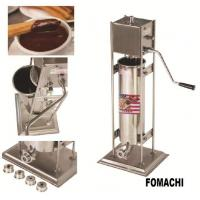 Quality Churros Machine Manual Type All Stainless Steel Body Churros Making Machine FMX-CM107 for sale