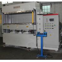 Quality 200T White Steel Hydraulic Molding Machine For Carbon Fiber And Composite Materials for sale