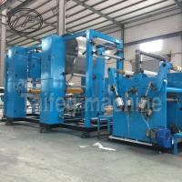 Quality Professional cigarette paper machine manufacturing for automatic cigarette paper printing gluing slitting machine for sale