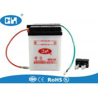 China Accumulator 6v Lead Acid Battery Low Self - Discharge Corrosion Resistant on sale