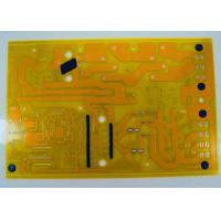Quality Peelable Mask Multilayer PCB Fabrication / Double Layer PCB with 3 OZ Copper for sale