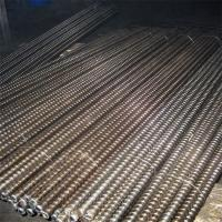 Quality Formwork tie rod with D15 thread, Cold rolled for sale