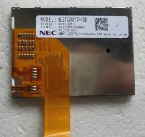 Quality NEC NL2432HC17-07A NL2432HC17-04A NL2432HC17-04B for sale