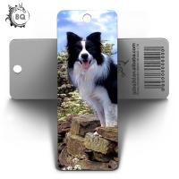 Quality 2019 New Design 3D Hologram Bookmark Of Cute Dogs Animal With Tassels for sale