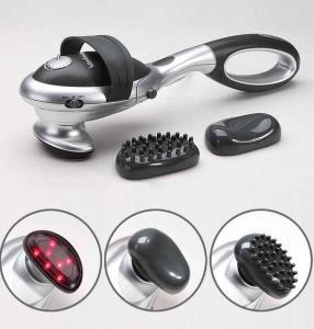Quality detachable handheld massager, massage hammer, infrared massager for sale