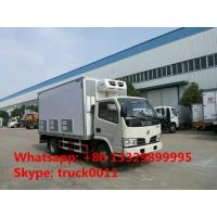 Quality Dongfeng furuika 4*2 LHD/RHD day old chick truck for sale, dongfeng 95hp 20,000-25,000 baby chick transported truck for sale