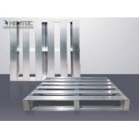 Quality Multi - Level Type Eco aluminum pallets , metal pallets mill finished for sale