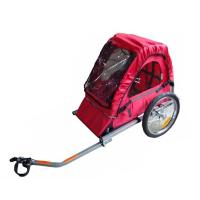 Buy Single Child Bike Trailer Seat For One Child with 420D waterproof polyester textile at wholesale prices