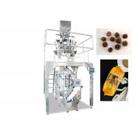 Quality Durable Ffs Vertical Packaging Machine , High Precision Popcorn Packaging Machine for sale