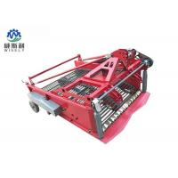 Quality Small Agricultural Harvesting Machines For Potato Lower Skin Break Rate for sale