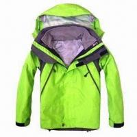 Quality Children's Outdoor Jacket in Light Green for sale