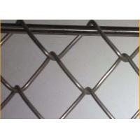 Quality 2015 Hot New Products Stainless Steel Chain Link Fence for sale