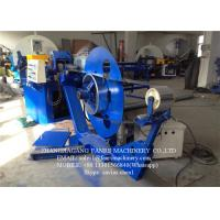 Quality Galvanized Steel Spiral Tube Forming Machine , Spiral Round Duct Making Machine for sale