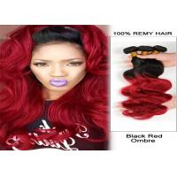 Quality Tangle Free Double Wefted Malaysian Remy Hair Body Wave for sale