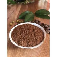 Quality Fine Organic Alkalized Brown Cocoa Powder Negative Pathogenic Bacteria for sale
