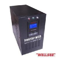 Quality WS-SCI P2000+MPPT48V30A Solar Inverter With Built-in Controller for sale