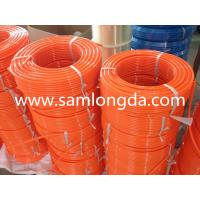 Quality Compressed air hose, PU hose, Polyurethane air hose, PU tube, Orange color, OD16MM,Weze pneumatyczne for sale