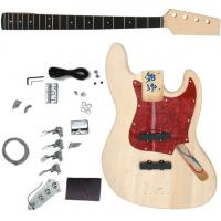 Buy Two Covered JB 4 String Electric Bass Guitar Set With Rosewood Fingerboard AG-BS3 at wholesale prices