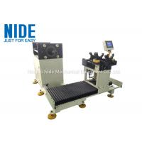 Quality Sinlge Stator Coil Inserting Machine Horizontal Type For Deep Water Pump Motor for sale