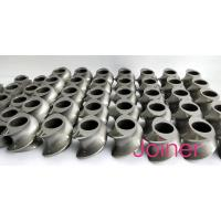 Buy High Performance Twin Screw Extruder Parts WR5 Material Screw Elements at wholesale prices