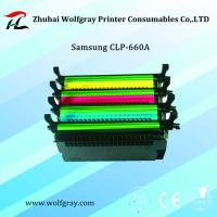 Quality Compatible for Samsung CLP-660A toner cartridge for sale