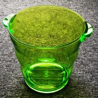 China Transparent ice bucket round bar champagne ice bucket cf-313 on sale