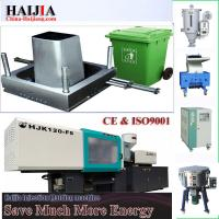 Quality Professional Energy Saving Injection Molding Machine For Plastic Mini Trash Can for sale