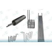 Buy cheap GR2 U-Bend titanium seamless pipe from wholesalers