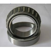 Quality Steel Cage Single Row Tapered Roller Bearings , Machinery Tapered Roller Bearings for sale