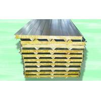 Buy cheap mineral wool board Sandwich color sheet panel roll forming machine from wholesalers