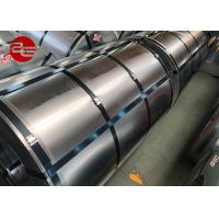 Quality 0.2mm 1.5mm Cold Rolled Galvanized Steel Coil Galvanized Coated Surface for sale