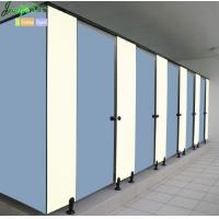 China Jialifu hpl toilet partition extemely durable cubicles on sale