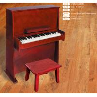 Quality 37 Key Solidwood Upright Childrens Wooden Piano With Stool , Music Sheet US37B for sale