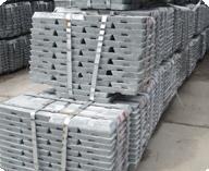 Buy cheap zinc ingot metal from wholesalers