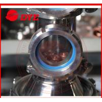 Quality Home Distilling Equipment For Milk , Stainless Steel Reflux Column for sale