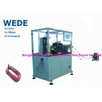 Quality Starter Flat Wire Forming Coil Winding Machine With Straightening Device for sale